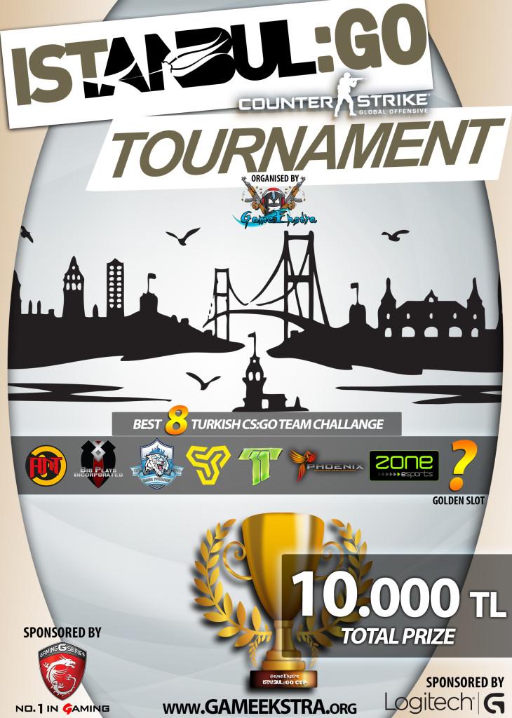 dijital sporlar - istanbul go turnuvası
