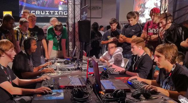 dijital sporlar - warcraft tournament