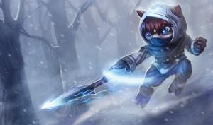 Kutup Ninjası Kennen(975 RP yerine 487 RP)