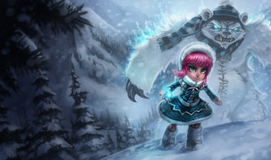 Buz Ateşi Annie(975 RP yerine 487 RP)