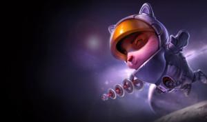 Astronot Teemo(RP yerine RP)