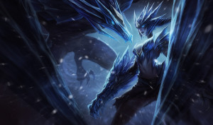 Buz Ejderi Shyvana(RP yerine RP)