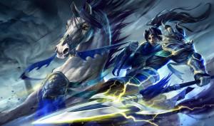 Savaş Ustası Xin Zhao