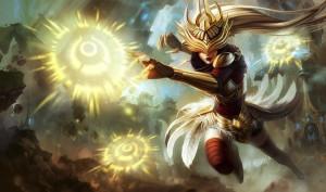 Adalet Işığı Syndra(975 RP yerine 487 RP)
