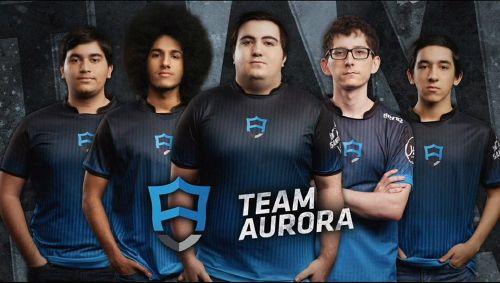 team aurora lol