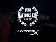PUBG Nations Cup HyperX