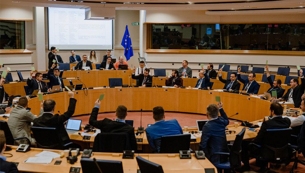 Türkiye E-Spor Federasyonu, Avrupa Espor Federasyonu Kurucu Üyesi Oldu