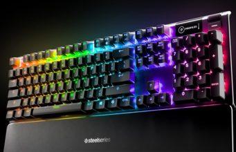 SteelSeries Apex 5 ile Oyun Kalitesini Artırıyor