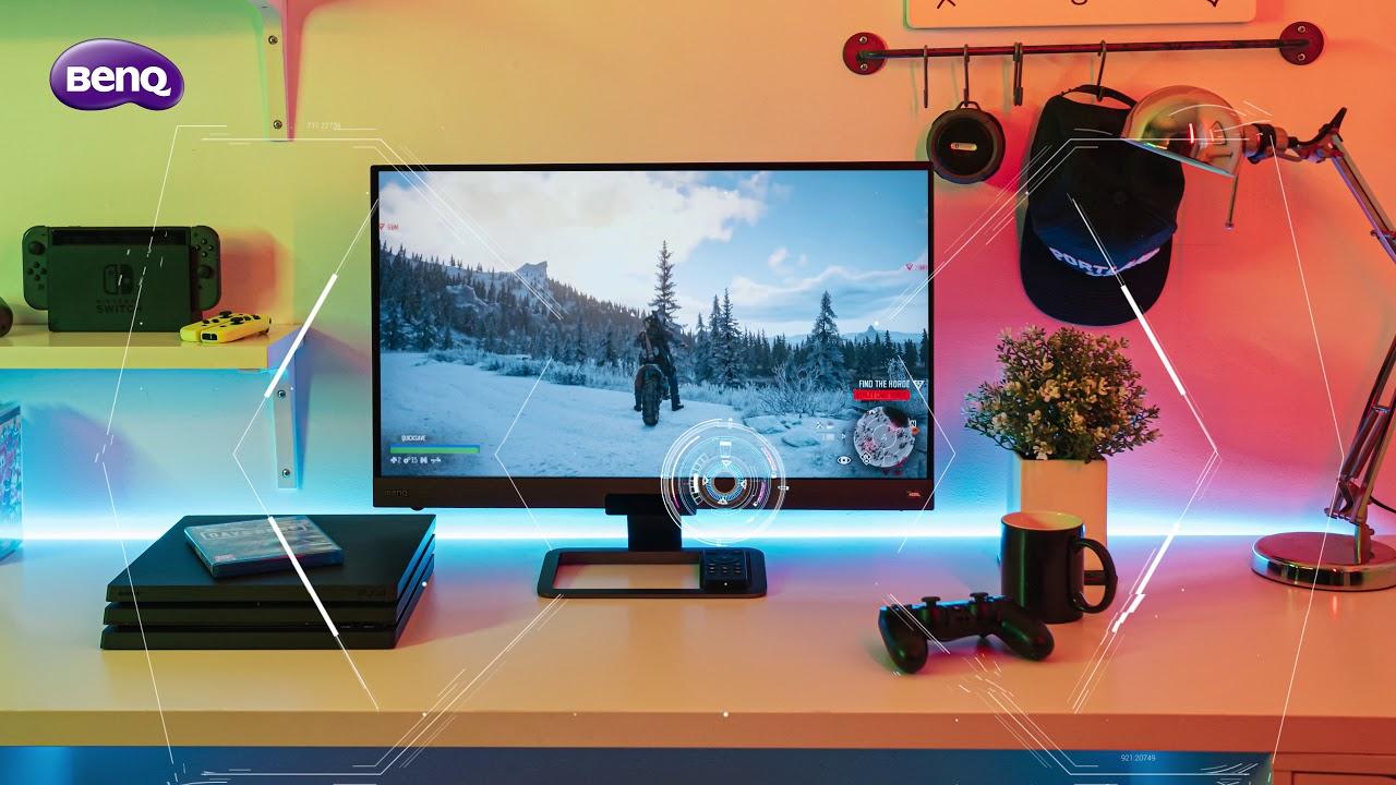 Dünya'nın ilk HDRi Teknolojili 144Hz Oyun Monitörü: BenQ EX2780Q