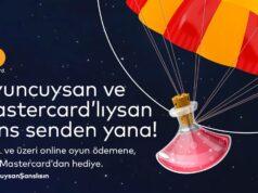 Mastercard'dan oyun tutkunlarını sevindiren kampanya