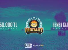 50.000 TL Ödül Havuzuyla Supradyn Energy PUBG Protality Series Başlıyor!