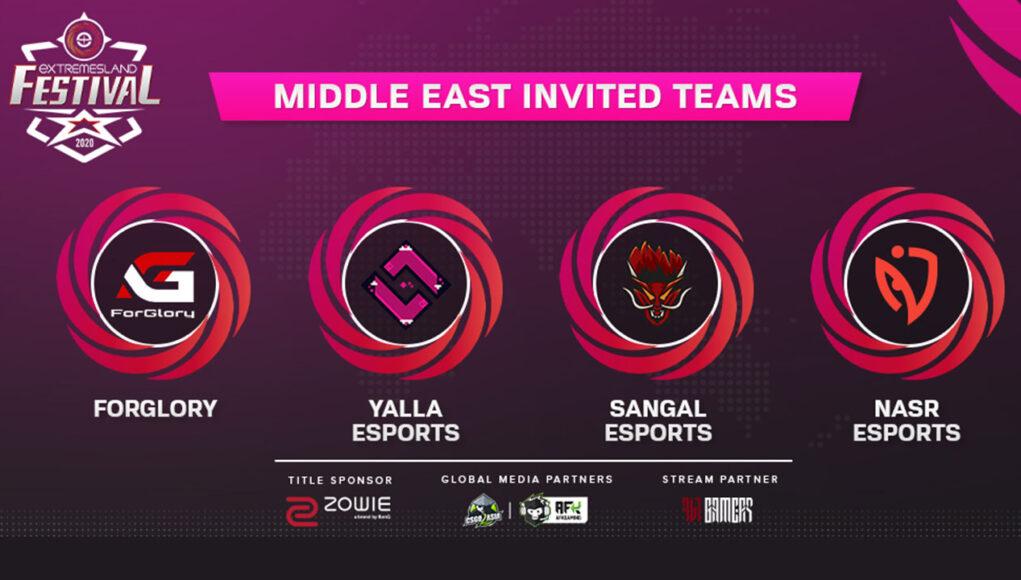 ZOWIE eXTREMESLAND CS:GO Festivali 2020 – Orta Doğu Şampiyonası Başlıyor