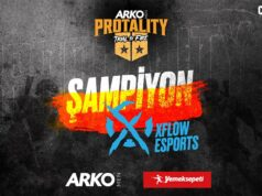 ARKO MEN PROTALITY: Trial by Fire Şampiyonu XFlow Esports!
