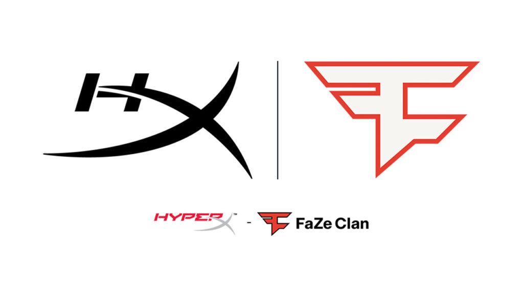 HyperX, FaZe Clan'ın resmi oyun mikrofonu ortağı oldu